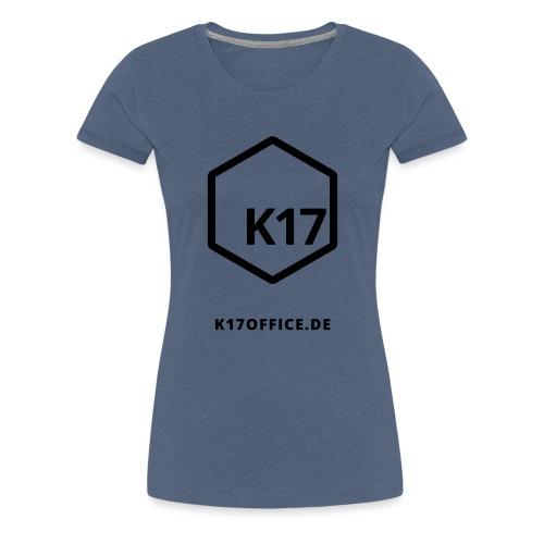 v1_K17 - Frauen Premium T-Shirt