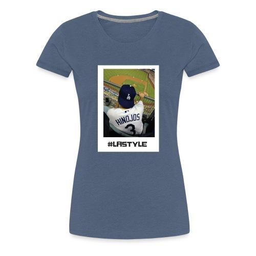 L.A. STYLE 1 - Women's Premium T-Shirt