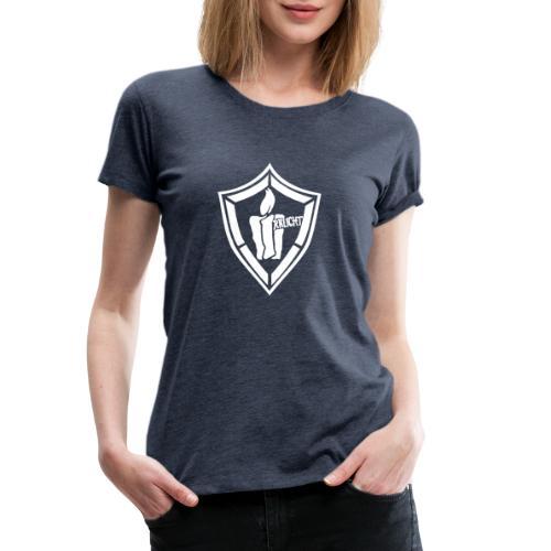 irrlichtW1 - Frauen Premium T-Shirt