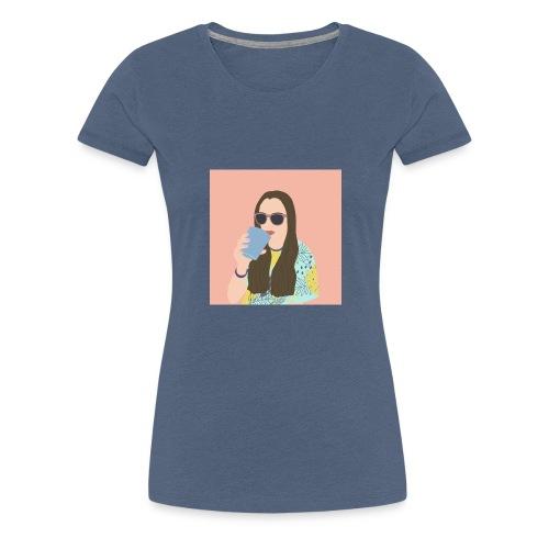 Gaia - Maglietta Premium da donna