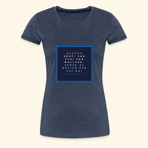 T-shirts - Maglietta Premium da donna