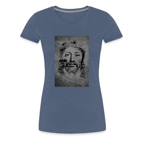 Jesus Christus Geschenk Idee für Gläubige - Frauen Premium T-Shirt