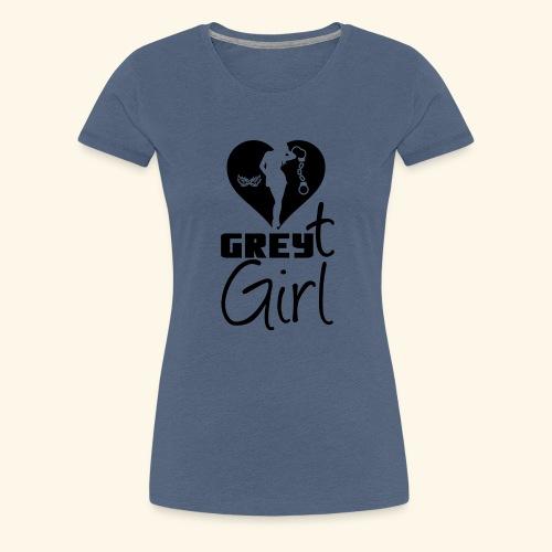 Ggirl - Women's Premium T-Shirt