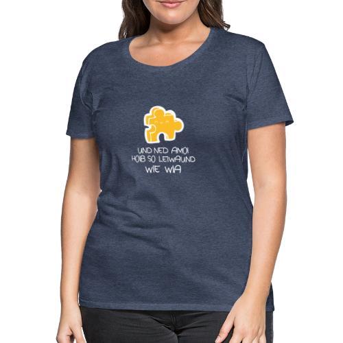 Vorschau: beste freind - Frauen Premium T-Shirt