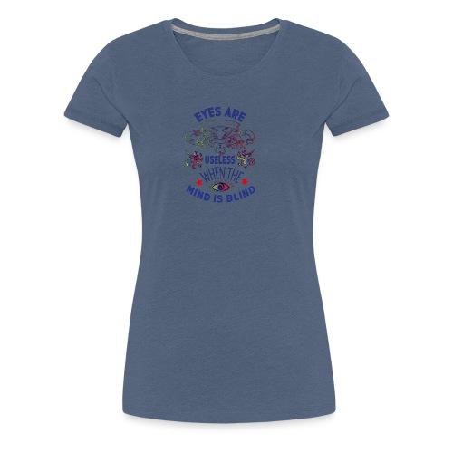 useless shirt - T-shirt Premium Femme