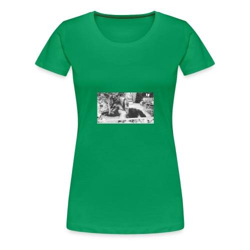 Zzz - Vrouwen Premium T-shirt