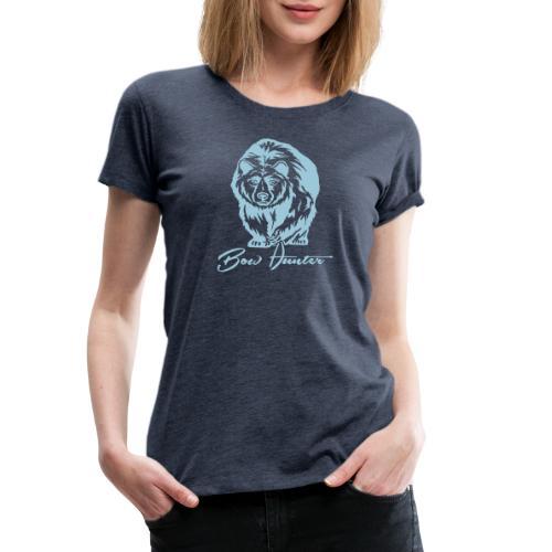 Bear Bowhunter - Frauen Premium T-Shirt