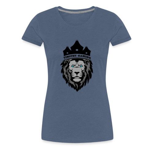 Timothy99NL, Standaard logo - Vrouwen Premium T-shirt