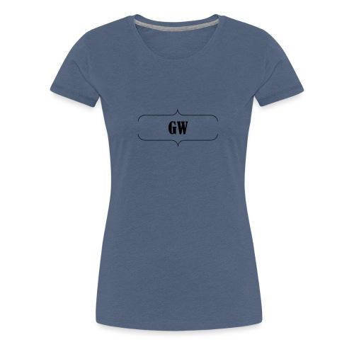 nyt nyt mærke - Dame premium T-shirt