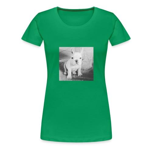 Billy Puppy - Vrouwen Premium T-shirt