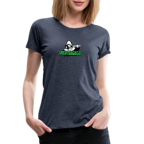 Pfeffiharald Original Logo - Frauen Premium T-Shirt