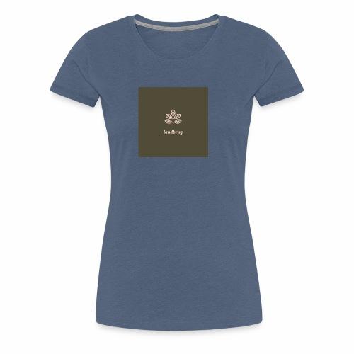 Landbrug - Dame premium T-shirt
