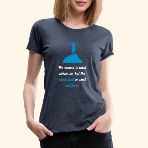Summit - Frauen Premium T-Shirt