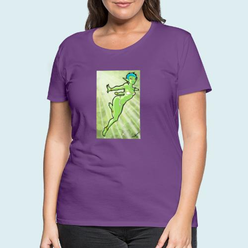 Pixie - Maglietta Premium da donna
