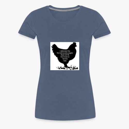 2DE2ADD8 8397 41E2 B462 85931C4D203C - Women's Premium T-Shirt