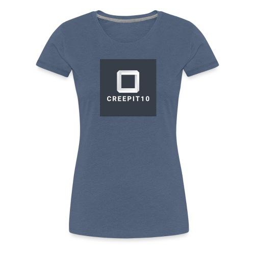 creepit10 - Maglietta Premium da donna
