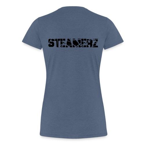 steamerz old - Frauen Premium T-Shirt
