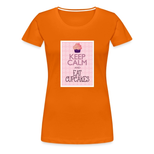 cupcake - Maglietta Premium da donna
