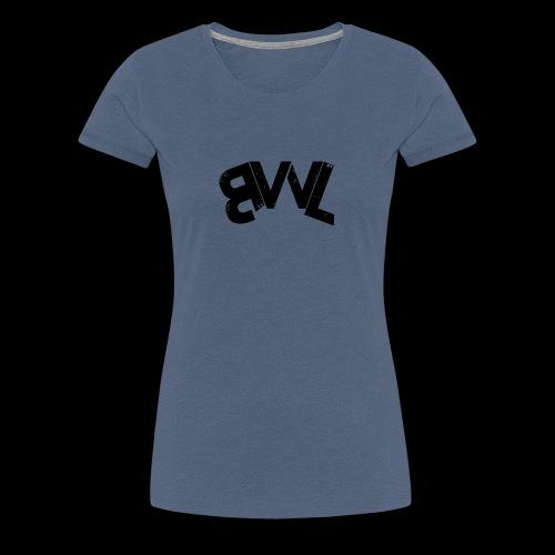 BWL Logo Black - Frauen Premium T-Shirt