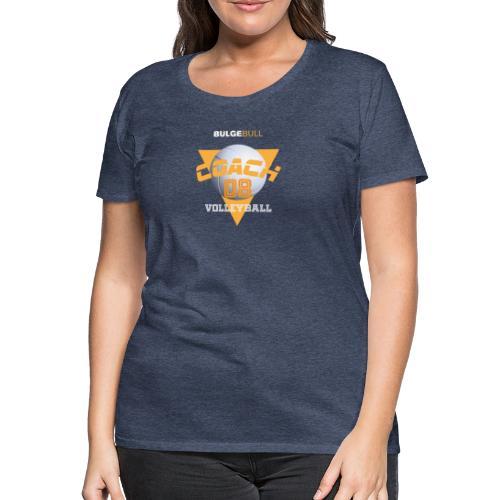bulgebull volleyball - Women's Premium T-Shirt