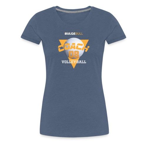 voleibol bulgebull - Camiseta premium mujer