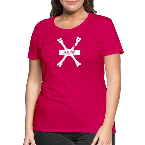 Failsafe White - Frauen Premium T-Shirt
