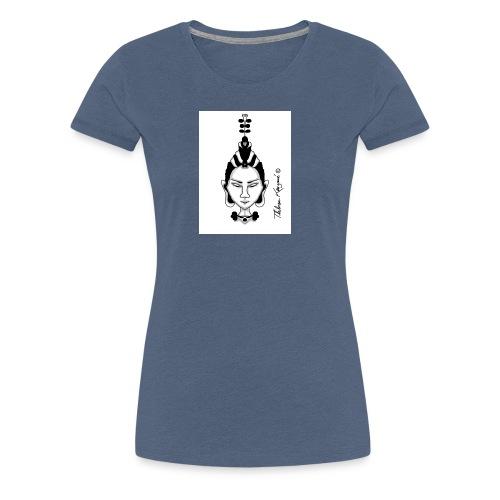 YogaZen - T-shirt Premium Femme