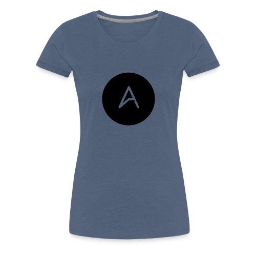 A MarkedMerke - Premium T-skjorte for kvinner