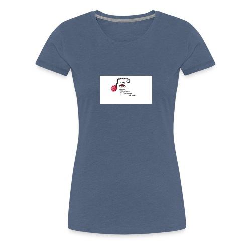 Chapa Grupo Flamenco Cultivando El Arte - Camiseta premium mujer
