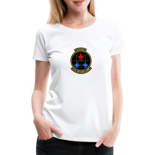 DCS Refugee Camp - Frauen Premium T-Shirt