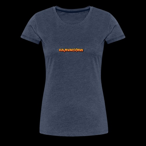 KajmakSohn - Frauen Premium T-Shirt