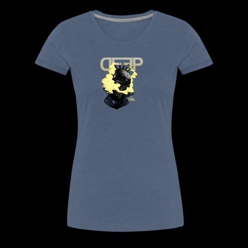 DEEP 30K - Maglietta Premium da donna