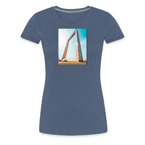 Bff - Dame premium T-shirt