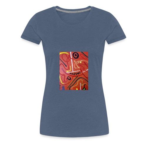 Antonius' Afrika2 - Camiseta premium mujer