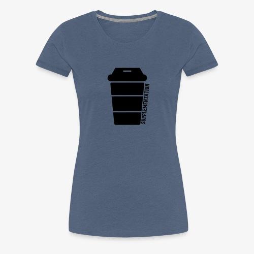 Supplementation - Maglietta Premium da donna