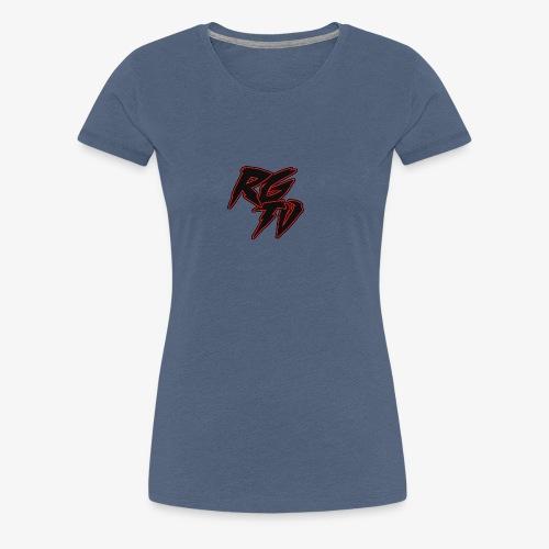 RGTV 2 - Women's Premium T-Shirt