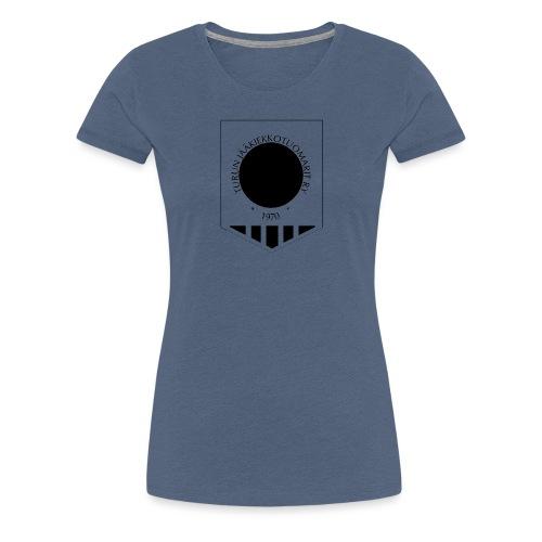Tujen vaakunalogo - Naisten premium t-paita