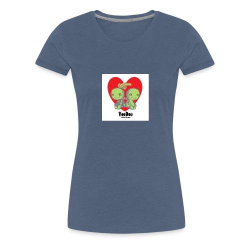 bhnvdloove-png - Camiseta premium mujer