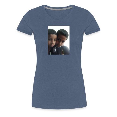 Marjan sharjan - Frauen Premium T-Shirt