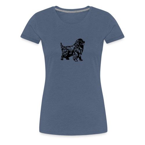 Neufundländer - Frauen Premium T-Shirt