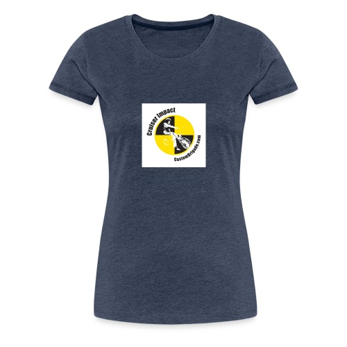badge010 - T-shirt Premium Femme