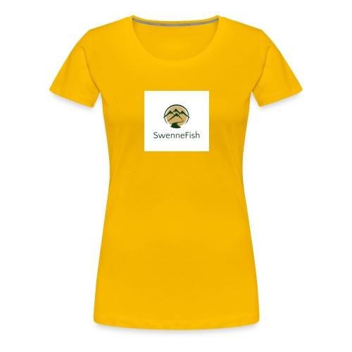 Logo 25 - Vrouwen Premium T-shirt