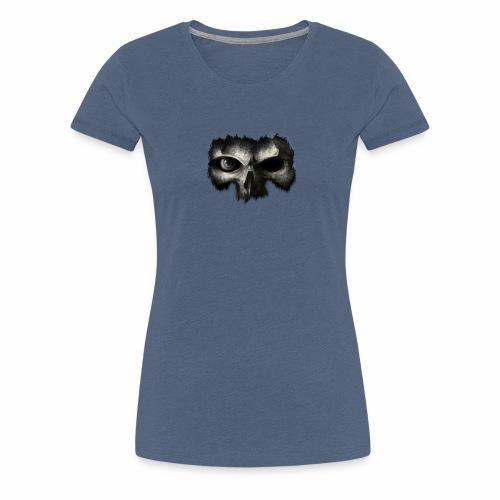 CALAVERA - Camiseta premium mujer