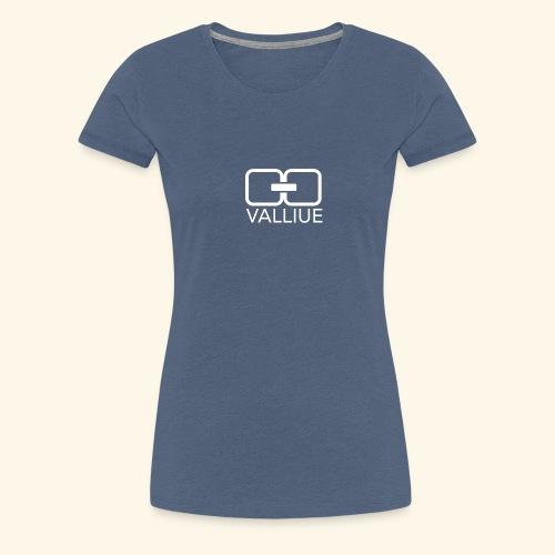 Valliue Blue collection - T-shirt Premium Femme