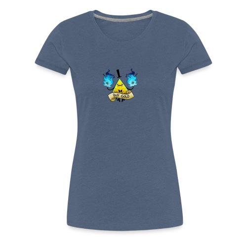 Tumblr - Camiseta premium mujer