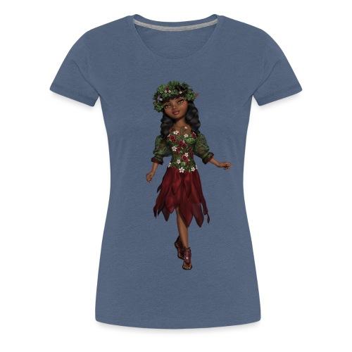 elf - Women's Premium T-Shirt