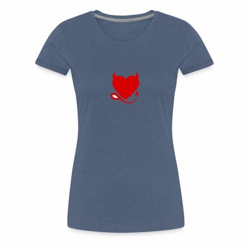diablita - Camiseta premium mujer