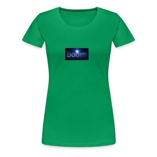 BOOOM - Koszulka damska Premium