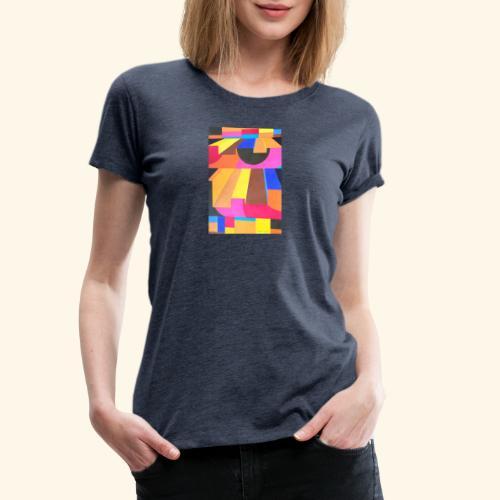Z003A - Camiseta premium mujer