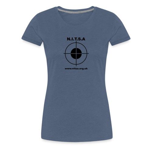 NITSA - Women's Premium T-Shirt